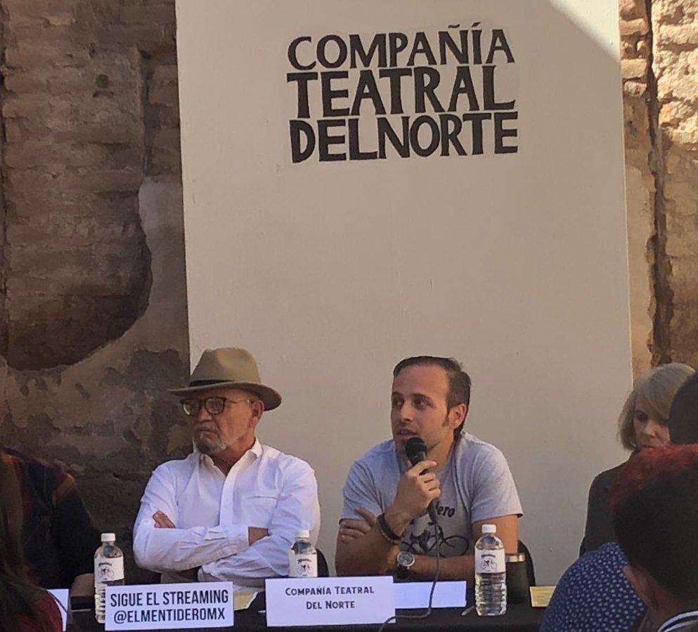 Sergio Galindo y Compañia Teatral del Norte