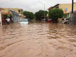 Sinaloa en zona de desastre