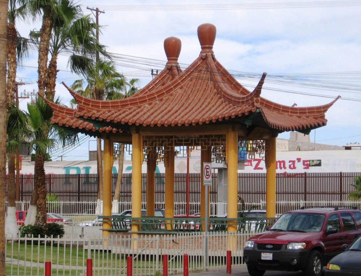 Barrio subterráneo La Chinesca