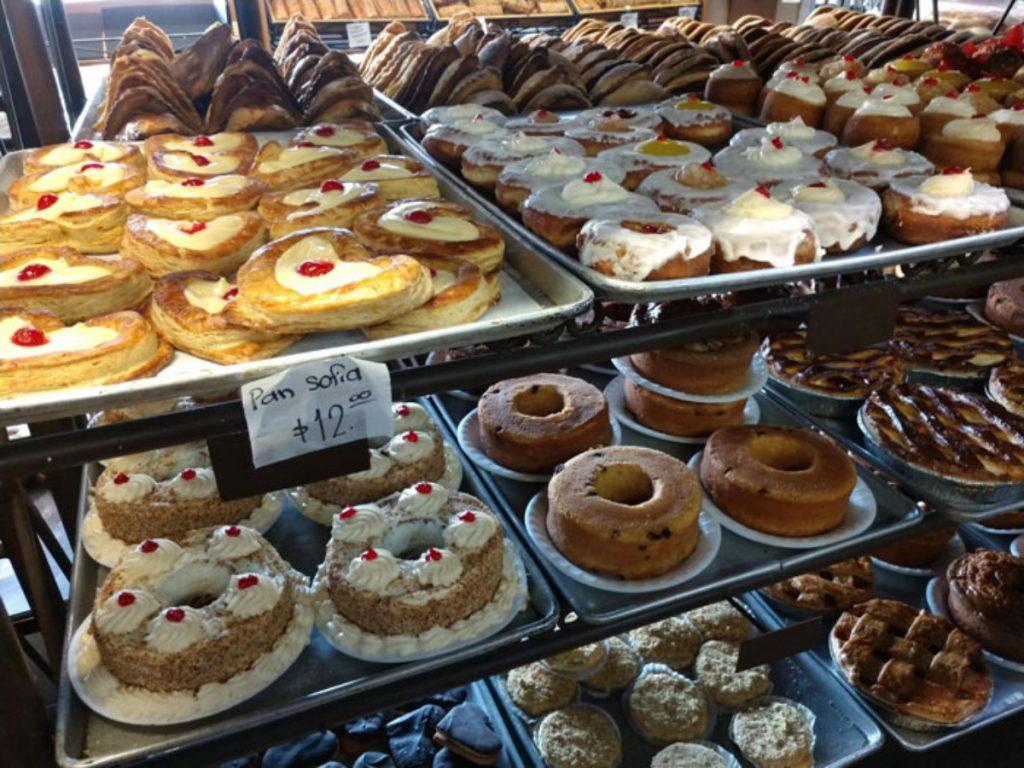 Paraíso de panadería El Buen Pan