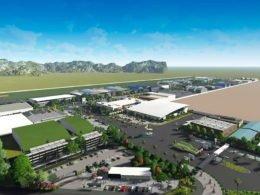 Proyecto de Parque Aeroespacial