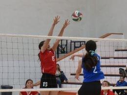Voleibol femenil Durango