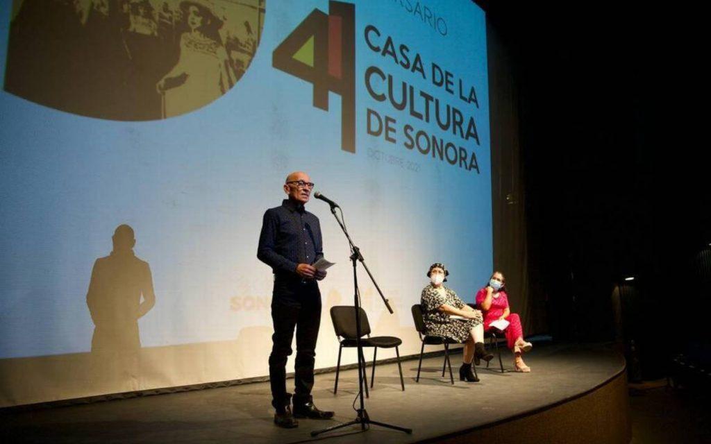 41 aniversario de Casa de la Cultura de Sonora
