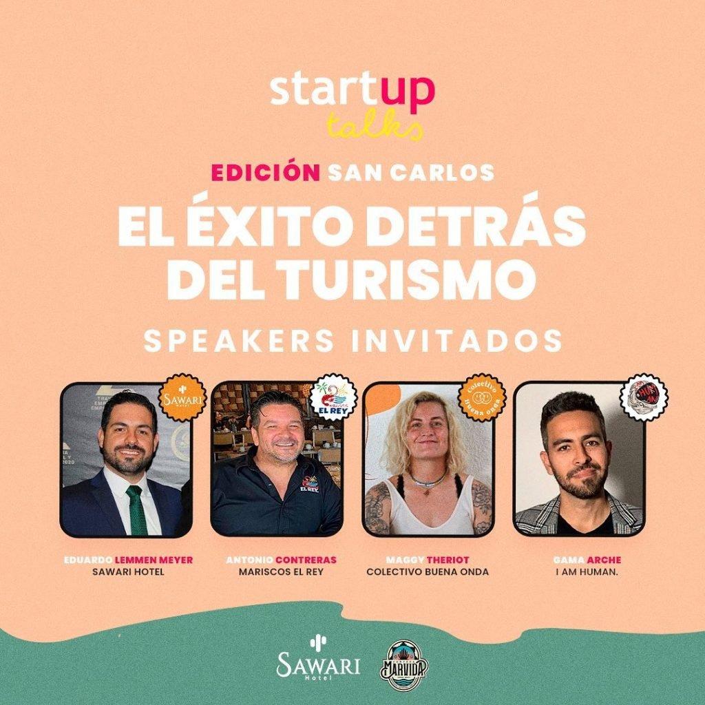 Flyer promocional del evento
